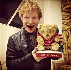 New Friend ~ Ed Sheeran