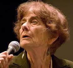 """Frances Fox Piven - """"FIRST PROPOSED IN 1966 & named after Columbia University sociologists Richard Andrew CLOWARD & his wife Frances Fox PIVEN (both longtime members of the Democratic Socialists of America, where Piven today is an honorary chair), the """"Cloward-Piven Strategy"""" SEEKS TO HASTEN THE FALL OF CAPITALISM  by overloading the gov't bureaucracy with a FLOOD OF IMPOSSIBLE DEMANDS, thus pushing society economic collapse.""""  THIS BITCH IS A TRAITOR!"""