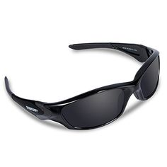 ca9d0d6e448 SEEKWAY Polarized Outdoor Sports Sunglasses For Cycling Driving Fishing  Golf Baseball SWC086 blackblack polarized lens     To view further for this  item