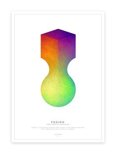 FUSION by DSORDER, via Behance