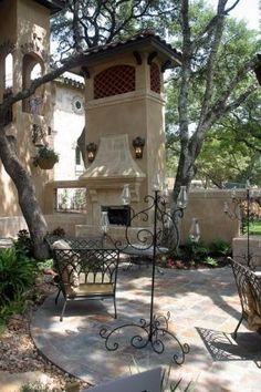 San Antonio Anaqua Springs...One of my Fav Subdivitions...Love This Tuscan Home