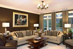 Warna Cat Ruang Tamu Agar Terlihat Luas Accent Walls In Living Room Color