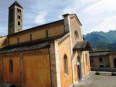 Chiesa di San Maurizio - Ponte in Valtellina  #valtellina #chiese