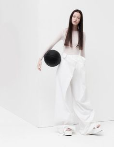 Melitta Baumeister Spring 2016 Ready-to-Wear Fashion Show