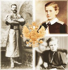 "Romanov Birthdays → Grand Duke Sergei Alexandrovich of Russia, May 11 "" Grand Duke Sergei was born the fifth son of Emperor Alexander II of Russia and his wife Maria Alexandrovna, born Princess Marie of Hesse-Darmstadt. He was an influential figure..."