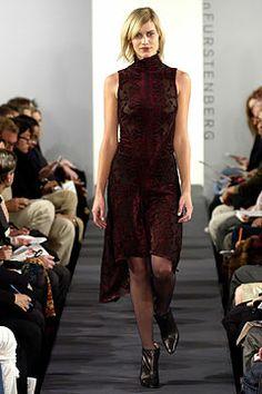 Fall 2003 Ready-to-Wear Diane von Furstenberg
