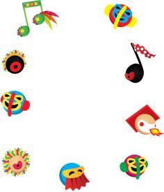 Carnaval 2019 – Carnaval de Barranquilla Cake Smash, Sailor Moon, Pop Art, Christmas Crafts, Chokers, Sketches, Education, Poster, Cards