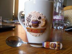 clay,fimo mug/cup,coffee time,breakfast