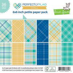 "Stripe Rainbow, Doodlebug Petite impresiones de doble cara Papel Pad 6/""x6/"" 24//pkg-dot"