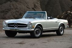With most roadsters, the removable hard top is at best an afterthought. Read on to learn more about the 1963-1971 Mercedes-Benz SL in this collectible classic brought to you by the automotive experts at Automobile Magazine.