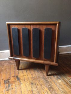 A personal favorite from my Etsy shop https://www.etsy.com/listing/286448731/mid-century-modern-nightstand-american