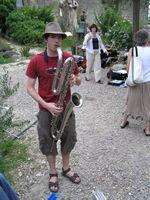 Dordogne Jazz Summer School DAVE