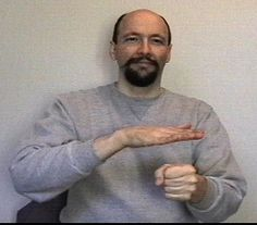 """enough"" American Sign Language (ASL) English Sign Language, Sign Language Basics, Sign Language Phrases, Sign Language Alphabet, Sign Language Interpreter, British Sign Language, Language School, Asl Words, Learn To Sign"