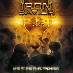 IRON SAVIOR unveil Live DVD/CD details!
