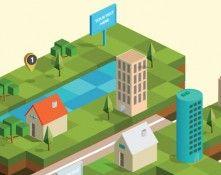 Isometric City Map Builder Bundle | Designers Revolution: Premium Vector stock resources & design elements