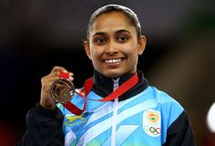 Gymnast Karmakar records another historic feat, wins gold in vaults
