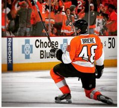 Briere is retiring after 17 years