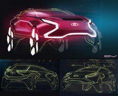 Something new from my sketchbook. #LADA #sketch #doodle #art #drawing #Cardesign #automotive #concept #photoshop #render #pen #trash #suv #offroad #auto #speed #people #world #color #drive #vision #4x4 #instagram #explorer #nissan #renault #design #3d #weekend #industrial © Vladimir Chepushtanov | Russia links: https://www.behance.net/chepushtanovv http://chepushtanovv.blogspot.ru/ https://www.instagram.com/chepushtanov_v/