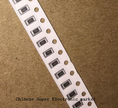 1206 10 SMD // SMT RESISTOR // 10 OHM // 10R // 5/% 20 50 or 100pcs