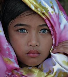 expressive, what a beautiful eyes