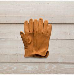 Men's Saranac Deerskin Gloves - Men's Hats, Gloves, Scarves, Ties & Socks