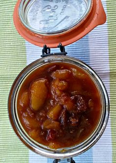 Chutney, Mango and Mango chutney recipes on Pinterest