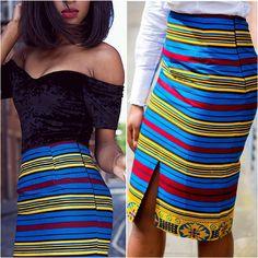 African Print by Laviye ~African fashion, Ankara, kitenge, Kente, African prints, Senegal fashion, Kenya fashion, Nigerian fashion, Ghanaian fashion ~DKK