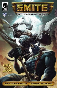Free Download of Comic #1 | SMITE | MMORPG.com (shared via SlingPic)