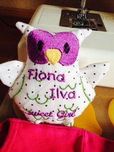 Eule Fiona