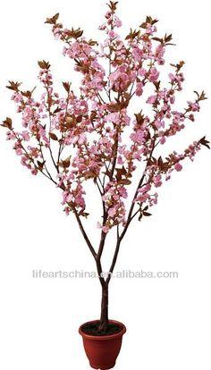 cherry flower tree 180cm cherry blossom tree