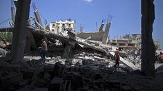 """Gazze Şeridi'ndeki Ablukayla Mücadele Halk Komitesi Başkanı el-Hudari, """"Gazze'deki insani durumun kötüleştiğini ve yaşanan son gelişmelere..."""