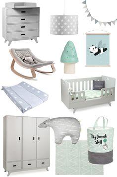 Great Baby Erstausstattung Inspirationen f rs Babyzimmer und Kinderzimmer in Mint H pft doch mal auf meinem