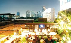 Bangkok's Best Rooftop Bars