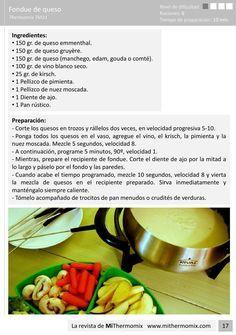 ISSUU - Las mejores recetas de mi thermomix de Montserrat Reyes
