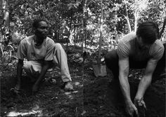Hugh Jackman met a coffee farmer named Dukale during his time in Ethiopia, which inspired him to start Laughing Man. Strong Words, Co Founder, Hugh Jackman, Coffee Lovers, Ethiopia, Just Love, Farmer, Laughing, Healthy Lifestyle