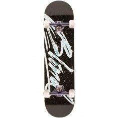 """Blind Flight HYB Skateboard Complete - Black - 8.0"""""""