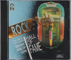 Rock 'N' Roll Hall Of Fame - Volume XII - Various Artist, CD  #RocknRoll
