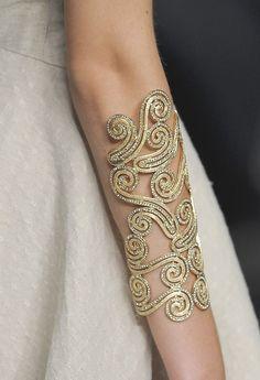 Roccobarocco gold bracelet