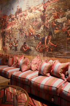 Highlights from Maison et Objet Paris January 2015. #MO15 #Furniture #Sofas #Chairs #Tables #Fabrics #Wallpaper #Accessories #Cushions #Lighting