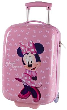 minnie mouse luggage