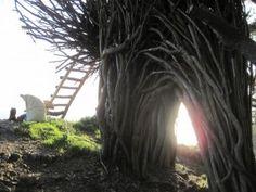 Treebones Resort in Big Sur, CA
