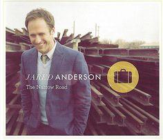 Jared Anderson The Narrow Road  Digipak  CD 2012 Integrity Music *MINT*