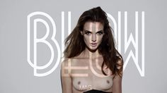 BLOW MAGAZINE  Teaser I by Blow Magazine.   A NEW MAGAZINE IS ABOUT TO BORN.
