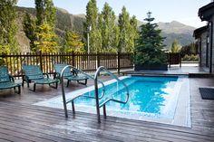 Piolets Park & Spa, Outdoor pool & Jaccuzzi