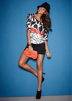 cute short #dress #bonprix