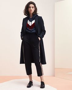 Sandro Fall 2017 Ready-to-Wear Fashion Show Collection