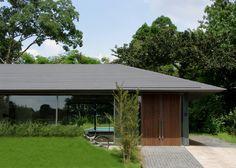 3*D空間創考舎一級建築士事務所 の トロピカルな 家 M-HOUSE外観1