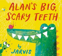 Deep in the jungle lurks Alan the alligator, descended from a long line of very scary alligators. He prepares carefully — brushing each of his big, scary teeth — then sneaks into the jungle to terrorize the jungle critters. But nobody knows his teeth are false! Until one morning, when Alan wakes up and finds that his teeth are gone! Without those teeth, he's just not very scary, and scaring is the only thing he knows how to do. Or is it? 9780763681203/2-5 yrs