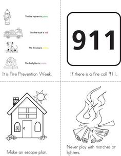 Fire Safety - What ifs | social studies | Pinterest | Safety, Fire ...