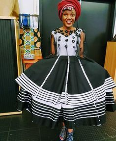 We have the latest modern Xhosa dresses online on Sunika. Discover Top Xhosa dresses designers in South Africa for your next outstanding Xhosa Wedding dress. Latest African Styles, Latest African Fashion Dresses, African Print Dresses, African Print Fashion, African Dress, Indian Dresses, African Wedding Attire, African Attire, African Wear